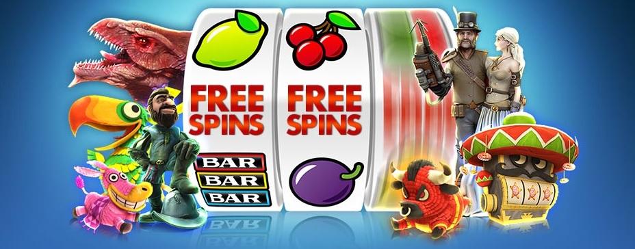 spela casino med free spins