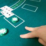 splitta korten i blackjack