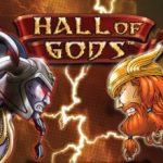 hall of gods jackpot