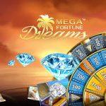 mega fortune dreams progressiv jackpot