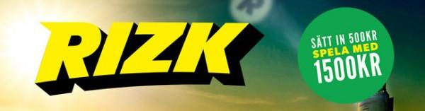 rizk casino online loggo